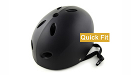 SafeGuard™ 11TR Dual-Certified MultiSport Helmet