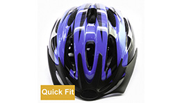 SAMPLE SafeGuard™ 9TR Bicycle Helmet