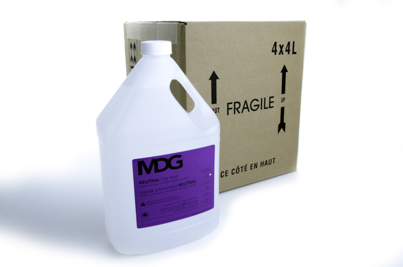 MDG Neutral Fluid 16 Liter Case