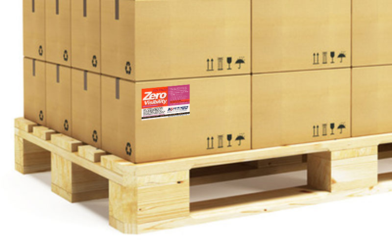 Zero Visibility OIL™ 144 Gallon Pallet