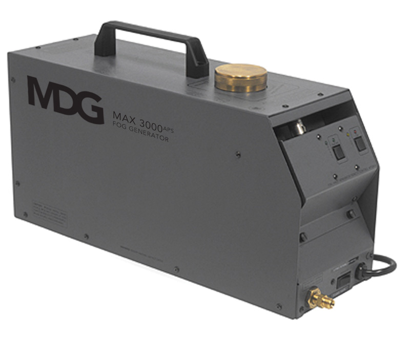 MDG MAX Industrial 3000