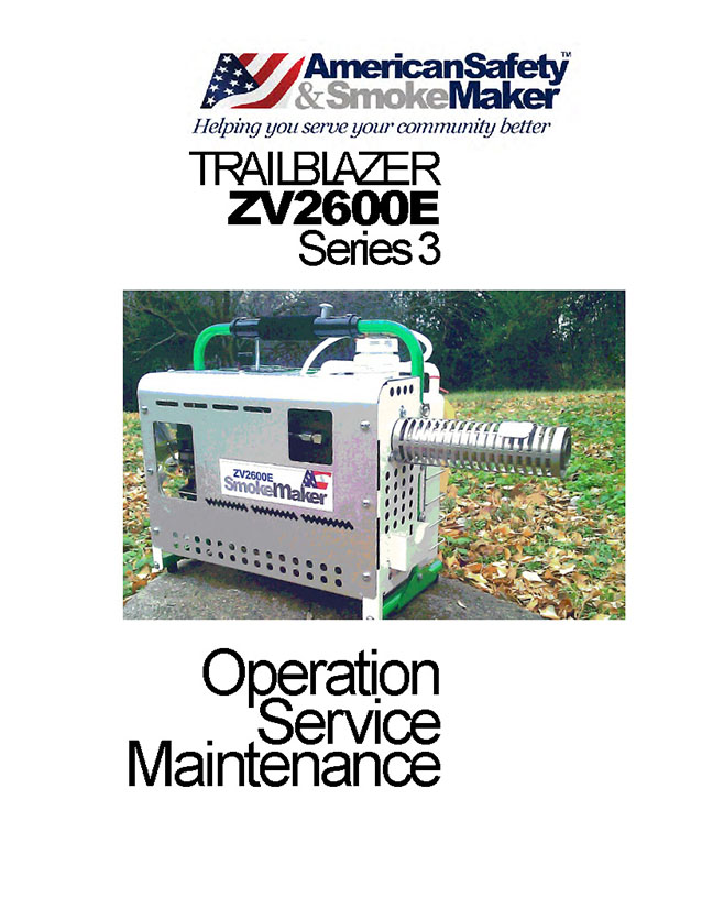 ZV2600 User Manual