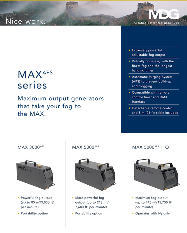 MAX APS Series  PDF Document